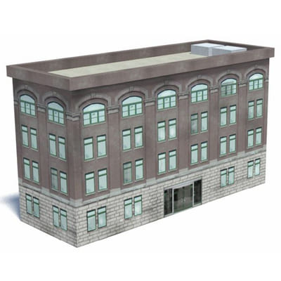 download city offices scale buildings
