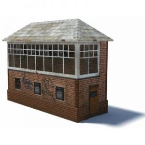 download railway signal box 00 gauge kits