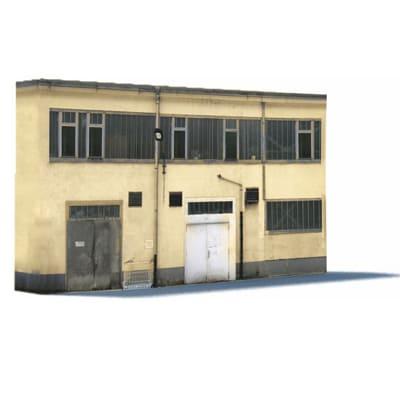 backdrop buildings oo gauge ho scale