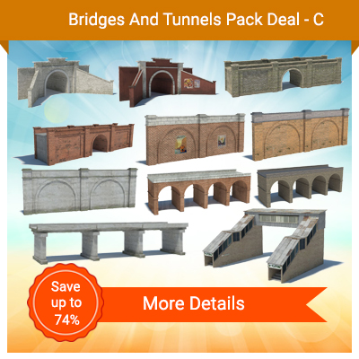Bridges And Tunnels Pack Deal- C
