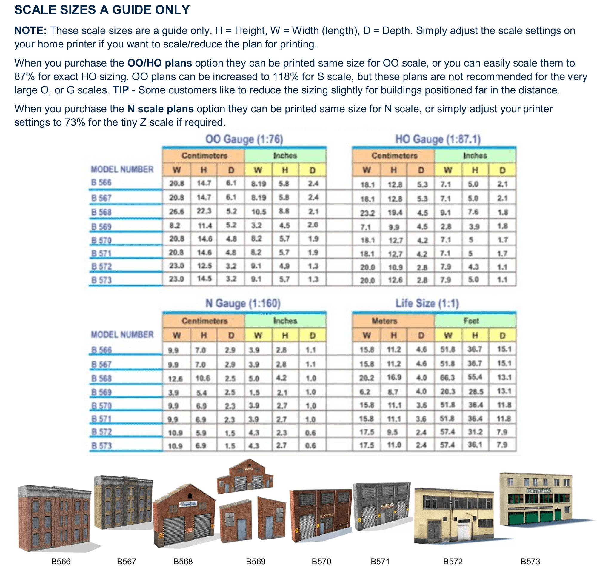 info details extendable scale model backdrop buildings