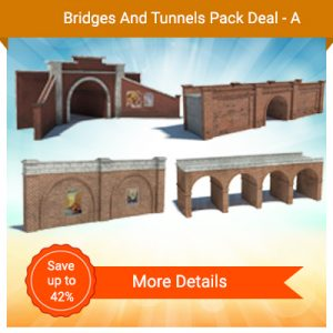 Bridges And Tunnels Pack Deal- A