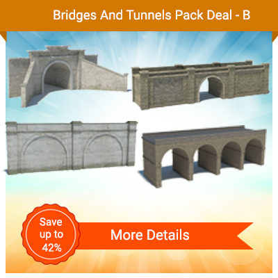 Bridges And Tunnels Pack Deal- B