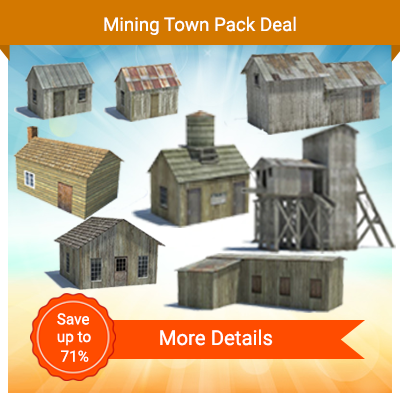 Mining Town Pack Deal-new