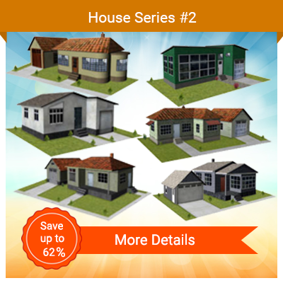 download home plans for building model railroad houses