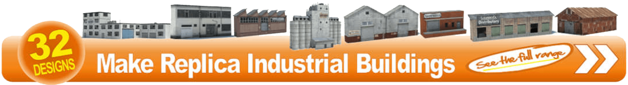 printable scale models for industries