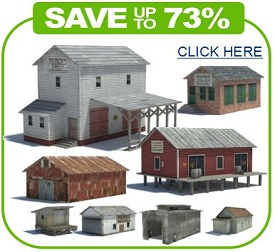 download print railroad yard ho scale models