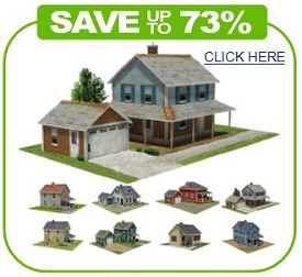 printable plans model railroad houses