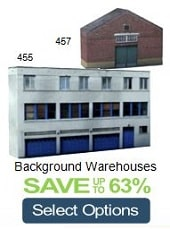 construct background railroad warehouses