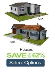download paper house models
