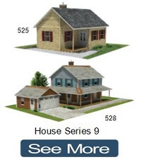 scale model houses to make