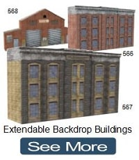 railroad background models industries