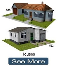 download paper house models