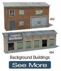 model railway loading bays
