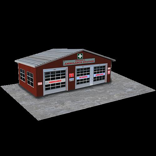 ambulance-station